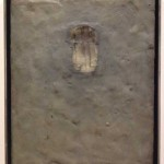 Jasper Johns, Painting Bitten by a Man, 1961.