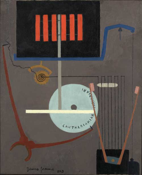 YEAR-TAUBER-ARP-RIBEMONT-DESSAIGNES-1919